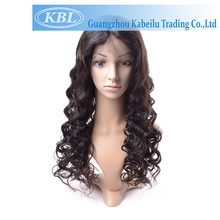 KBL hair product human hair grey lace front wig, raw grey human hair wigs, aaaa lace front wigs black men
