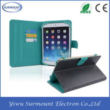 Clip good quality pu leather stand case High Quality Newest Belt Clip tablet pc Case