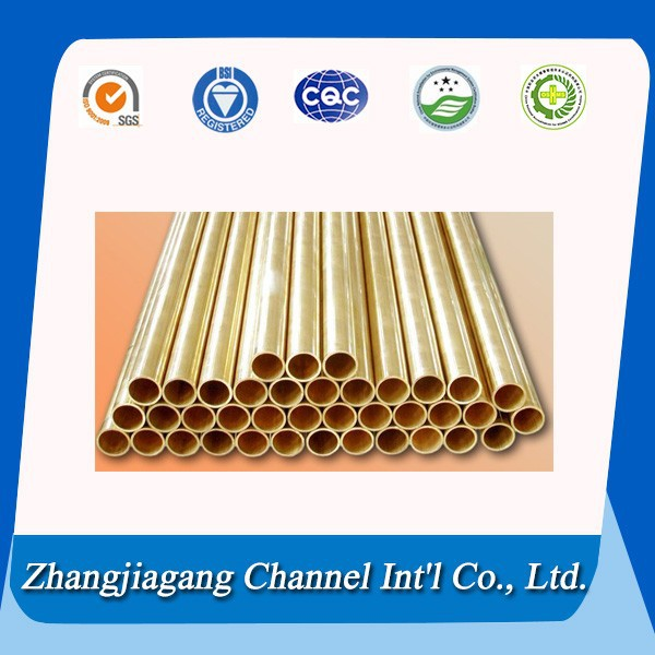 Small diameter brass tube 30mm