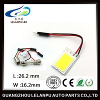 auto led work light 16chip cob led dome light