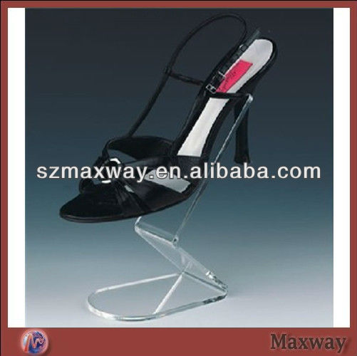 Custom Transparent Cheap Acrylic High Heel Shoes