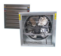 China Supplier DINGBEN heavy duty chicken house fan
