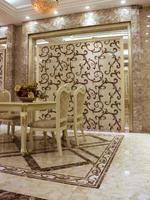 carpet tile for hotel lobby,golden polished tile for villa,hotel lobby floor tile