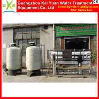 6000L/H high purity industrial automatic reverse osmosis portable water purifier filter