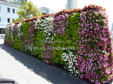 artificial vertical green garden soil