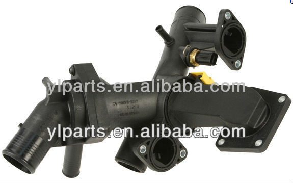 Land Rover parts of Thermostat Housing for LR3, LR4, Range Rover Sport, LR005631 NEW --Aftermarket Parts