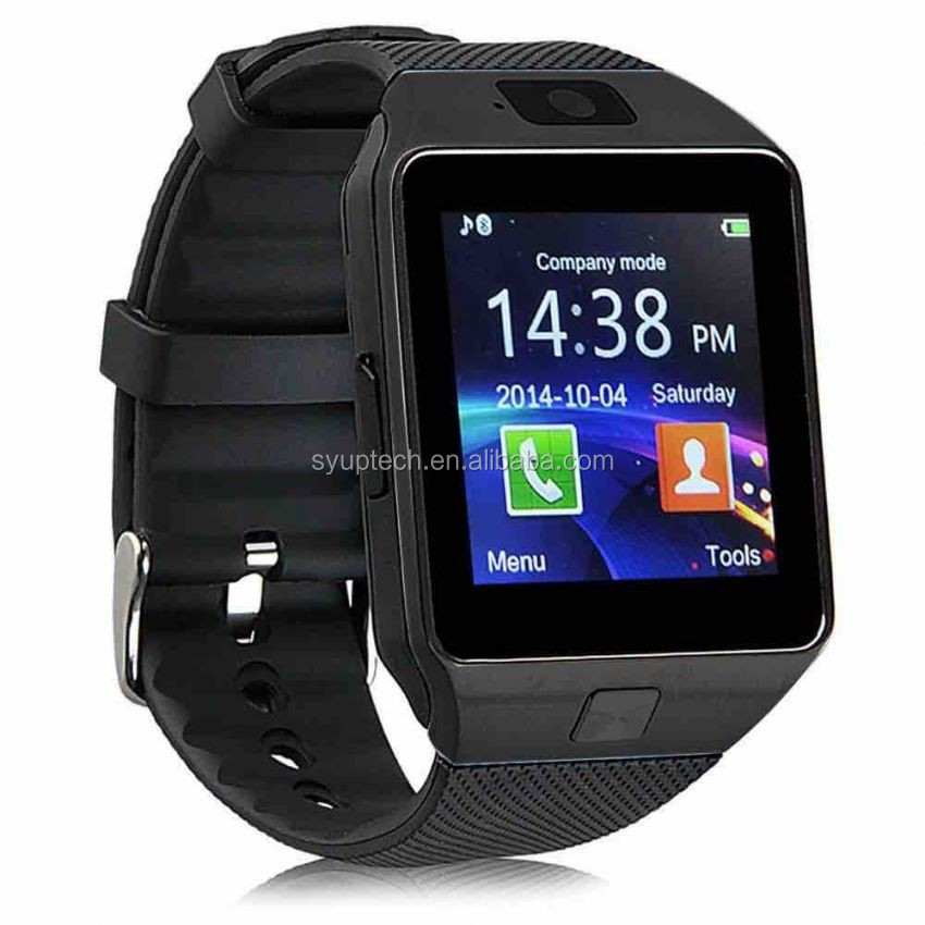 2016 new design high quality wifi 3g touch smart watch X02 mobile phone with low price