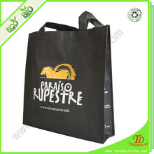 PP Reusable Bag For Shopping With Silk Screen Printing
