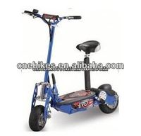 48v 500w battery power electric scooter stand up space electric scooter
