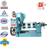 crude oil refinery palm oil flax seeds oil expeller equipment small