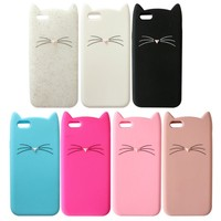 Hot selling soft tpu case jelly case for iphone 7, jelly phone case