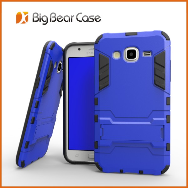 Armor Hybrid Cell Phone Case Protective Bumper Case for Samsung J5