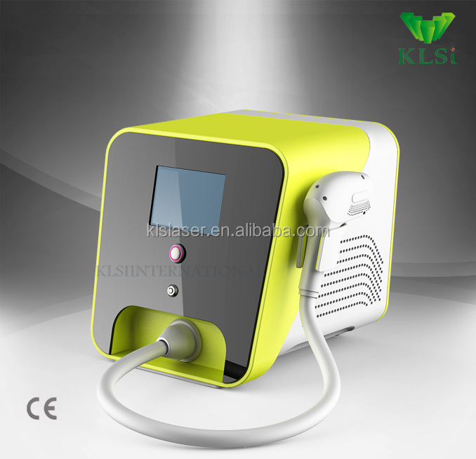 Beauty machine laser hair removal/medical device permanent epilation/ lumenis lightsheer duet laser for sale