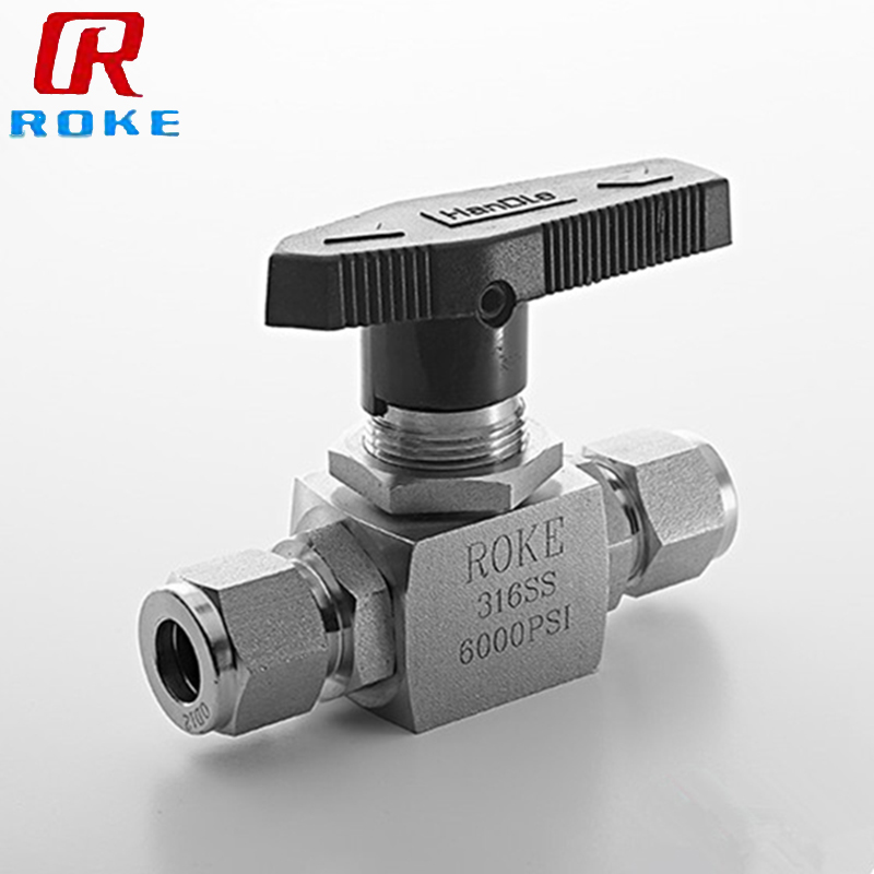 Stainless Steel Forged High Performance Super High Pressure 1.5 inch ball valve