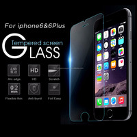 0.15mm acrylic tempered glass empered glass film film wholesale 3m privacy roll tempered glass screen protector for iphone 6