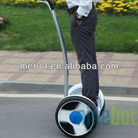 New arrival 2 wheels self balance stand up folding gas scooter