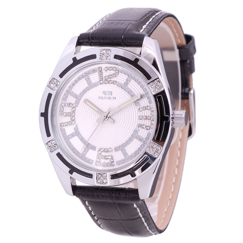 Mens Surface Watches Men Luxury Brand Diamond Watch