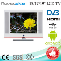 Guangzhou Factory Competitive Price low power consumption lcd tv 15 17 19 lcd panel sex LCD TV