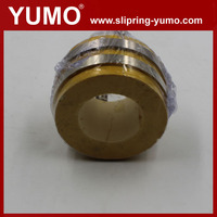 SR serives 2 wires 66mm 38mm 41mm circuits Traditional Collector ring electric rotating electrical contact