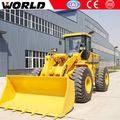 Best price 5ton 4WD wheel loader with hydrostatic transmission