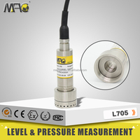 high accuracy recording pressure level transmitter
