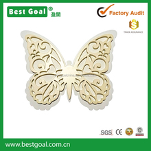 Light color 3D Butterfly Wall art home decoration