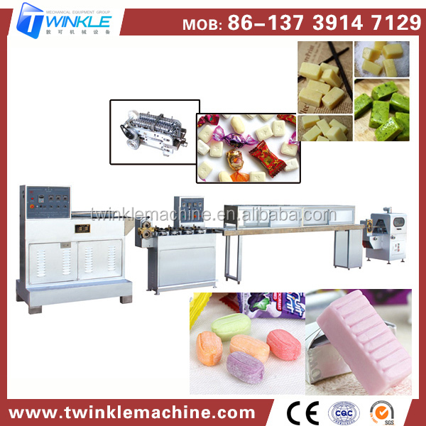 China Wholesale Custom Filled Soft Candy Equipment/Machine/Product Line/Assembly Line