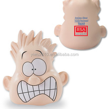 promotional products,promotional Anti Stress Toys,Shocked Mood Dude Stress Ball