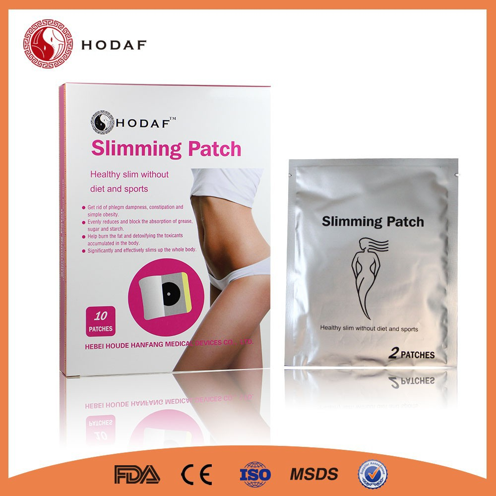 china beauty product loss weight magnet slimming patch