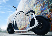 big wheel citycoco 1000W 60V electric scooter motorcycle Self Balancing Electric