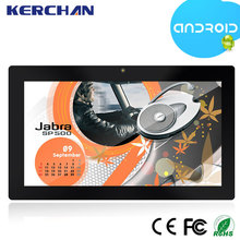Capacitive touch screen 15.6 inch android super smart tablet pc 4.4 wifi /3G/4G
