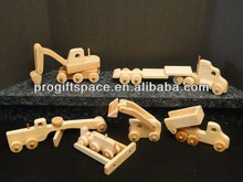 hot new product bestselling for 2018 eco friendly Wooden Heavy Equipment for kids alibaba China