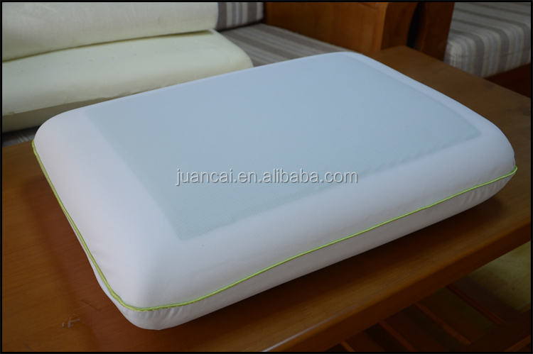 Cheap Eco-friendly Hotel Comfort Foam Memory Pillow