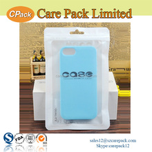 High quality zipper top cell phone case packaging