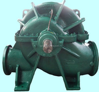 Single-Stage Double Suction Centrifugal Pump