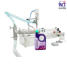 full automatic pet plastic bottle drinking pure mineral clean water filling machine