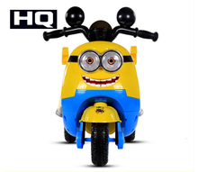 small battery charger toy electric motorcycle low price for children