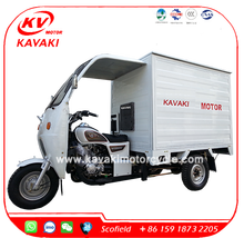 KAVAKI 250CC Tricycle Enclosed Carbin Tricycle For Sale Goods