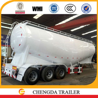 3 Axle 36 60m3 Bulk Powder