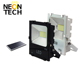 2018 Hot auto lit 50w solar flood light For Lawn