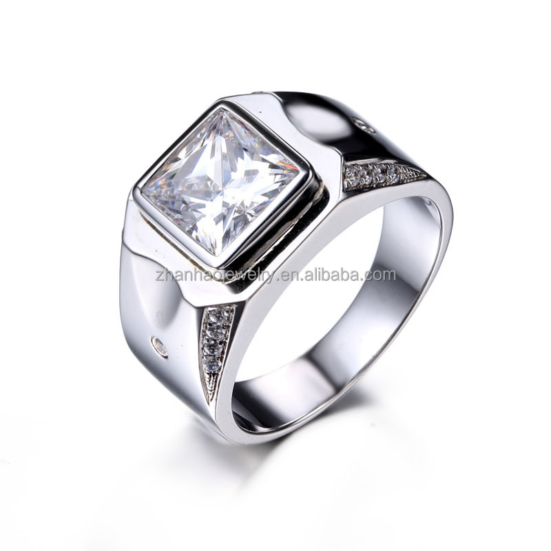 Beautiful Latest Silver Rings Design For Men Pictures Inspiration ...