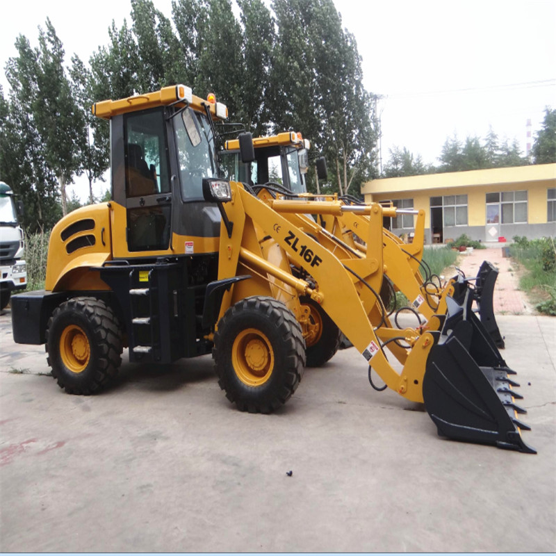 mini wheel loader zl 16 4wd mini loader for sale