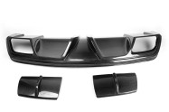 Replacement Carbon Side Door Mirror Covers Cap for Mercedes W205 LHD 14-15