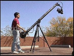 3m(9.8ft) jimmy jib camera crane for sale