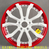Competitive Price Widely Used Replica Amg Wheels, Factory Popular Design Forged Sliver Wheel