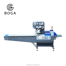 Automatic Sandwich Wrapping Machine for Flat Lollipop graham packaging machinery