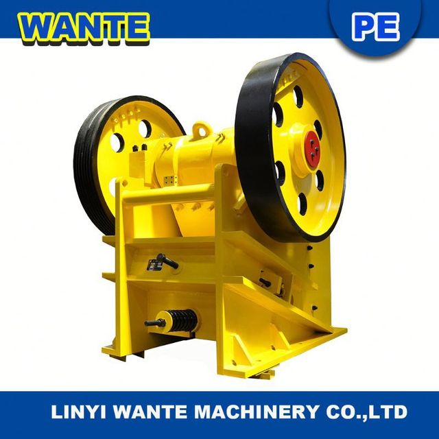 Low power jaw crusher from china for qually industry for sale