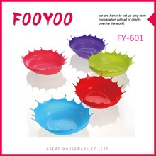 FY-601 fruit plastic fruit storage basket