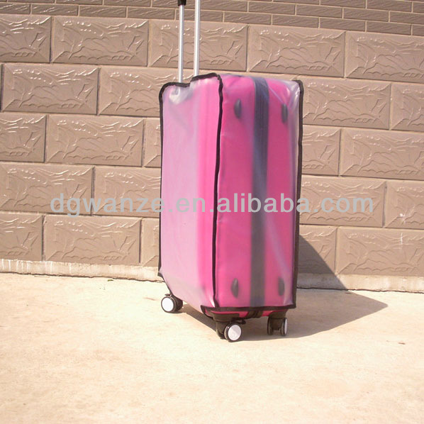 plastic luggage wheel cover