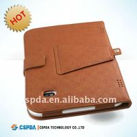 for Lenovo idealpad K1 laptop folder leather case/cover/folder